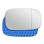 Mirror glass for Rover 100 1990 - 1998