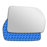 Mirror glass for Kia Sportage Mk2 2007 - 2010