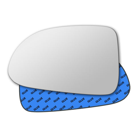 Mirror glass for Honda City Mk4 2002 - 2008