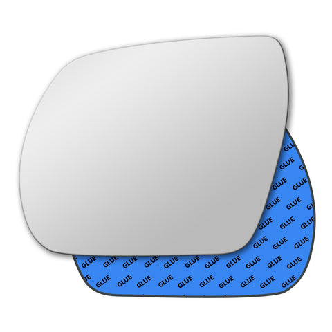 Mirror glass for Hyundai Santa Fe Mk2 2010 - 2012