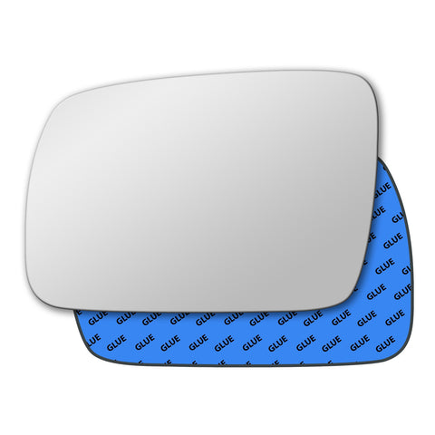 Mirror glass for Jeep Grand Cherokee Mk1 1993 - 1996