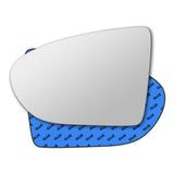 Mirror glass for Nissan Rogue 2008 - 2014
