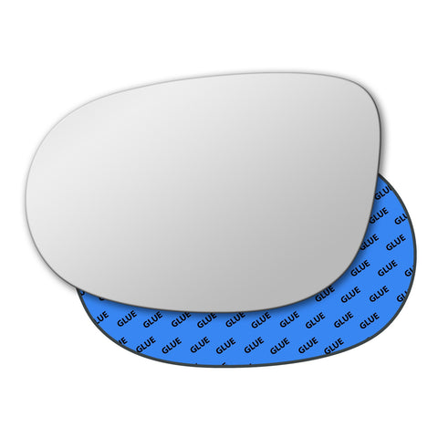Mirror glass for Chrysler Delta 2008 - 2014