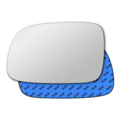 Mirror glass for Jeep Grand Cherokee Mk2 1999 - 2004