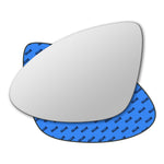 Mirror glass for Porsche Cayenne Mk2 2011 - 2020
