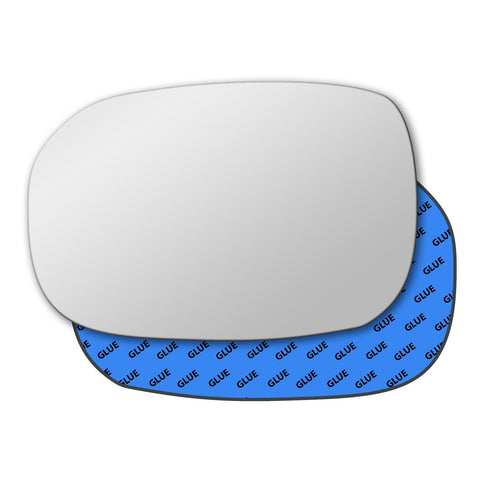 Mirror glass for Suzuki Ignis HR51S, HR81S 2003 - 2008