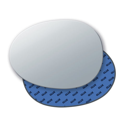 Mirror glass for Peugeot 107 2005 - 2020