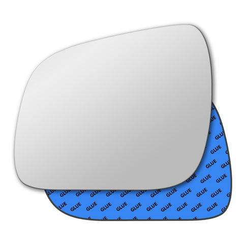 Mirror glass for Mercedes B Class W245 2008 - 2011