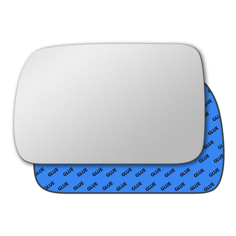 Mirror glass for Kia Picanto Mk1 2004 - 2007