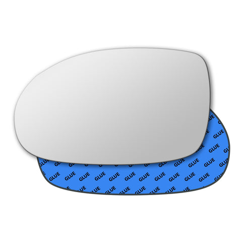 Mirror glass for Citroen C3 Pluriel 2003 - 2010