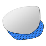 Mirror glass for Mazda 3 Mk2 2008 - 2013
