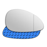Mirror glass for Citroen C4 Mk1 2004 - 2010