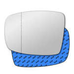 Mirror glass for Hyundai i10 Mk1 2007 - 2010