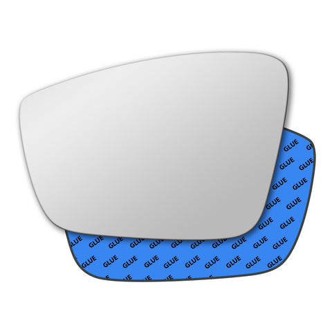 Mirror glass for Skoda Fabia Mk3 2014 - 2020
