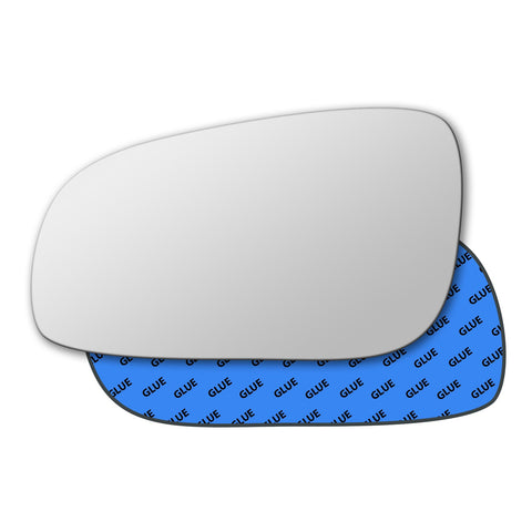 Mirror glass for Volvo S60 Mk1 2000 - 2003
