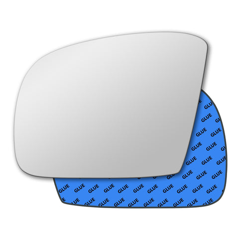 Mirror glass for Mercedes ML Class W164 2005 - 2008