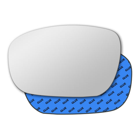 Mirror glass for Dodge Magnum 2005 - 2008