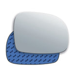Mirror glass for Mercedes Viano W639 2010 - 2014