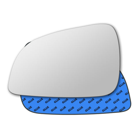 Mirror glass for Vauxhall Astra Mk5 H 2009 - 2011