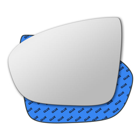 Mirror glass for Vauxhall Astra Mk7 K 2015 - 2020