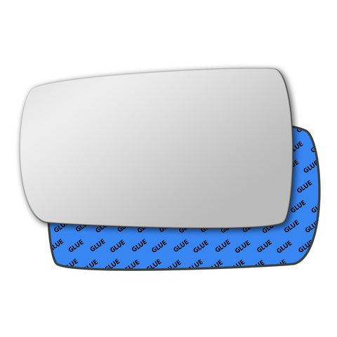 Mirror glass for Fiat Tipo 1988 - 1995