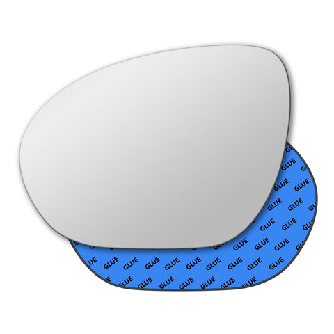 Mirror glass for Nissan Cube 2010 - 2020
