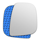 Mirror glass for Peugeot Partner Mk2 2013 - 2020
