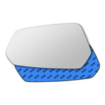 Mirror glass for Chevrolet Camaro Mk5 2010 - 2015