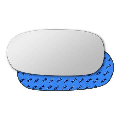 Mirror glass for Chevrolet Corvette C5 1997 - 2004