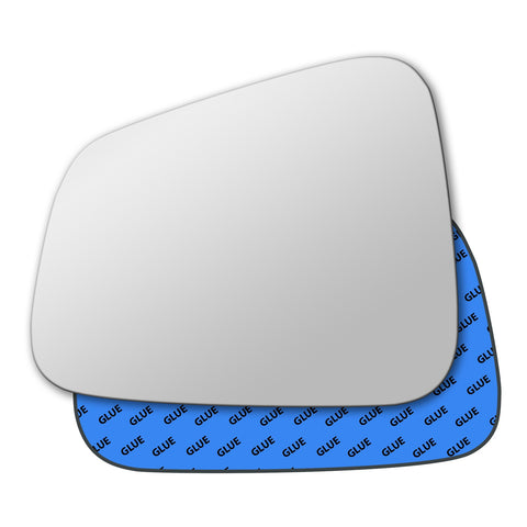 Mirror glass for Vauxhall Mokka 2012 - 2020