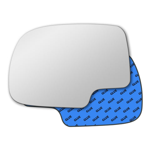 Mirror glass for GMC Yukon 2002 - 2006