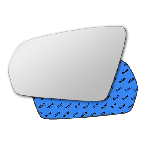 Mirror glass for Chrysler Sebring Mk3 2007 - 2010