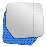 Mirror glass for Dodge Nitro 2007 - 2012