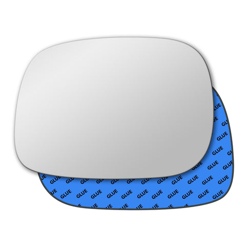 Mirror glass for Dodge Ram Mk4 2003 - 2009