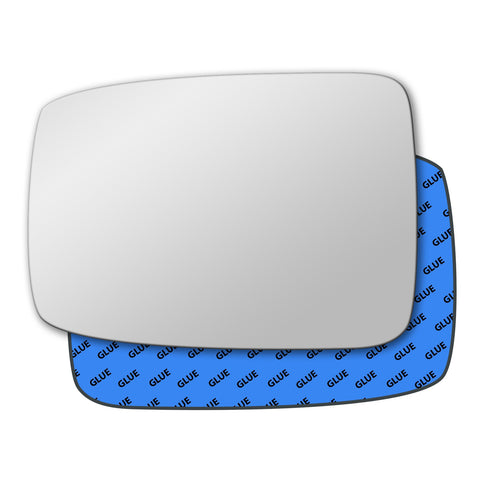 Mirror glass for Dodge Ram Mk5 2009 - 2011