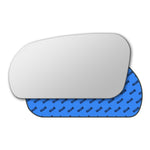 Mirror glass for Mitsubishi Eclipse Mk2 1995 - 1999