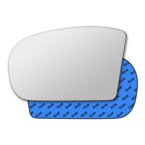 Mirror glass for Mercedes C Class W203 2000 - 2007