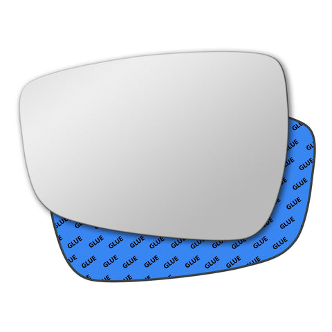 Mirror glass for Hyundai Accent US 2011 - 2017