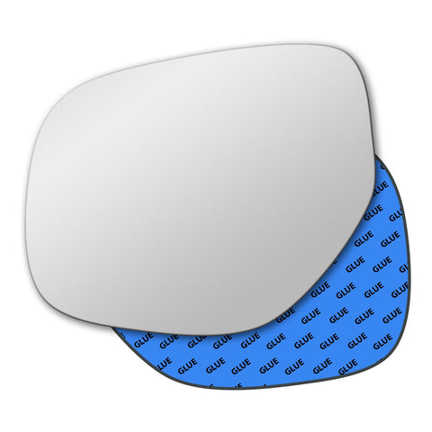 Mirror glass for Peugeot 4008 2012 - 2017