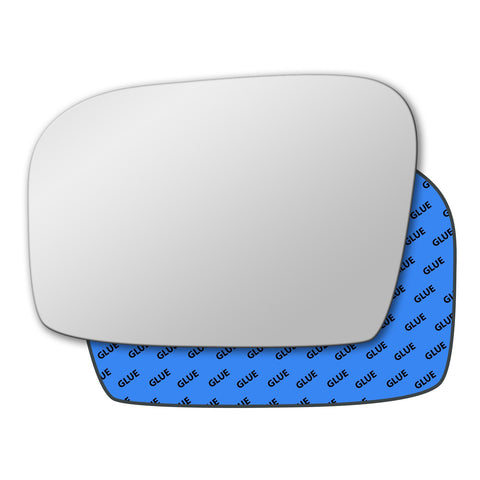 Mirror glass for Subaru Outback BP 2007 - 2009