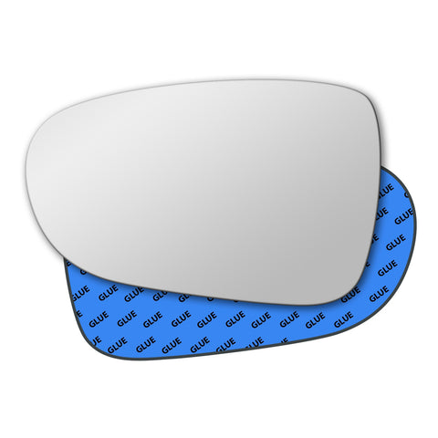 Mirror glass for Seat Alhambra 1995 - 1998