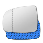 Mirror glass for Nissan Note Mk1 2004 - 2013