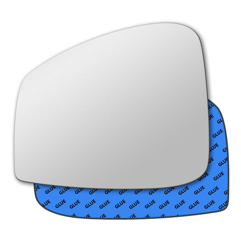 Mirror glass for Renault Scenic Mk3 2009 - 2016