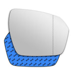 Mirror glass for Land Rover Range Rover Evoque 2011 - 2014