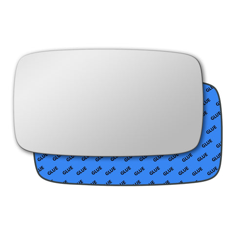 Mirror glass for Porsche 944 1987 - 1994
