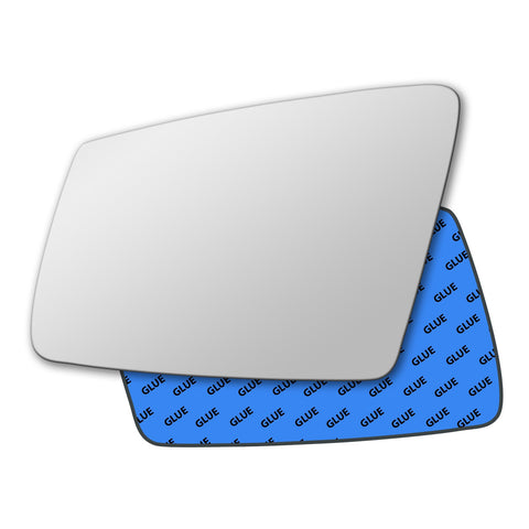 Mirror glass for Mercedes CL Class C216 2010 - 2014