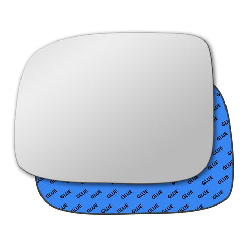 Mirror glass for Chevrolet Colorado Mk1 2004 - 2012