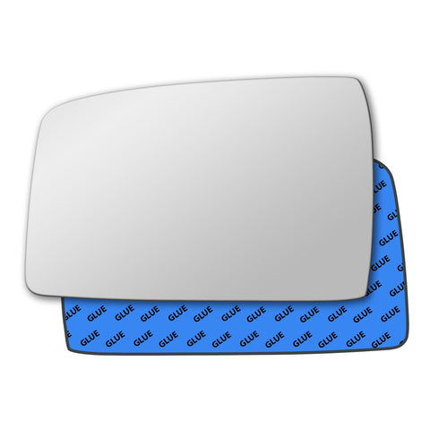 Mirror glass for Kia Sportage Mk2 2004 - 2007