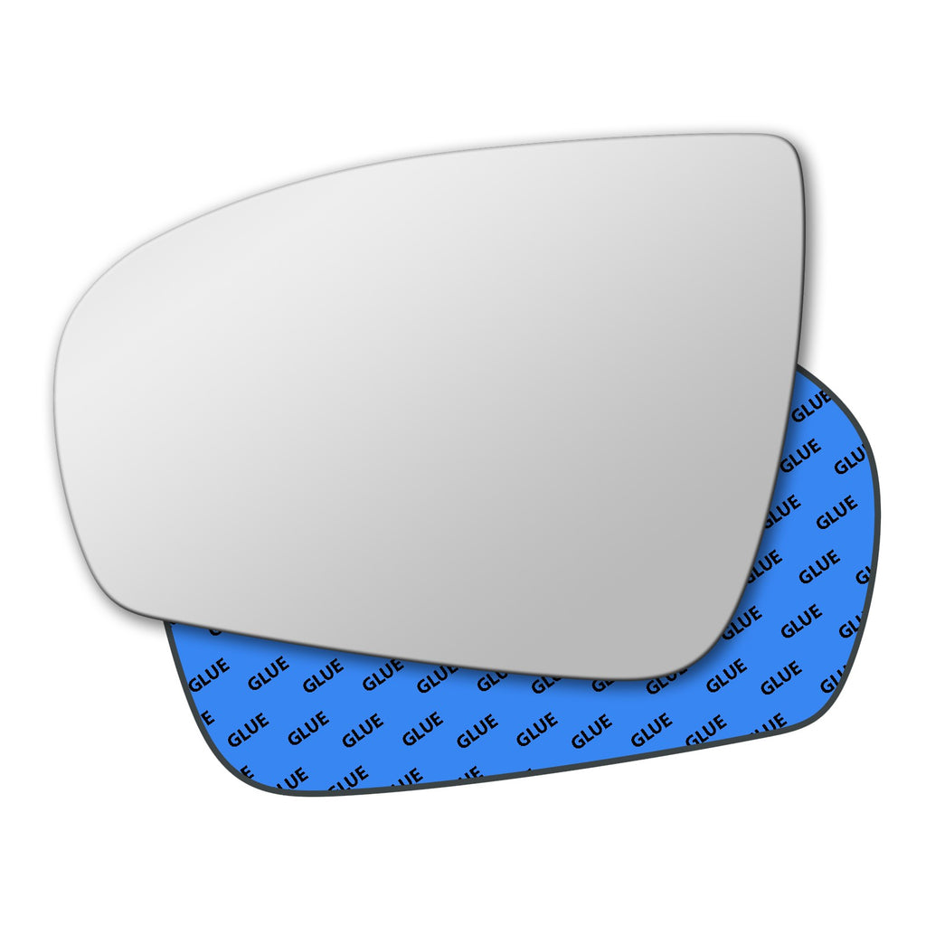 For Mercedes SL r230 2004-2008 Right Driver side Aspheric wing mirror glass