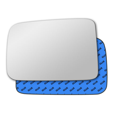 Mirror glass for Toyota Land Cruiser J80 1990 - 1997